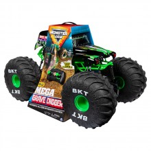 MONSTER JAM Мега джип R/C GRAVE DIGGER 6046198