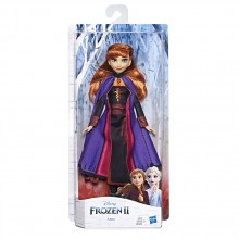 DISNEY FROZEN II Кукла АННА E6710