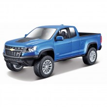 MAISTO ASSEMBLY LINE Пикап за сглобяване SPAL 2017 CHEVROLET COLORADO ZR-2 1:24 39517