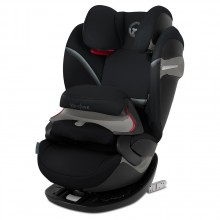 CYBEX Стол за кола 9-36 кг. PALLAS S FIX DEEP BLACK 520000561