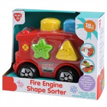 PlayGo Пожарна сортер FIRE ENGINE 2109