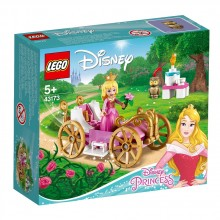 LEGO DISNEY PRINCESS Кралската каляска на Аврора 43173