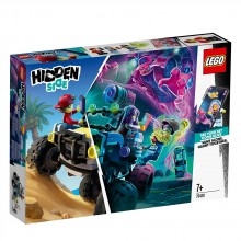 LEGO HIDDEN SIDE™ Плажното бъги на Jack 70428