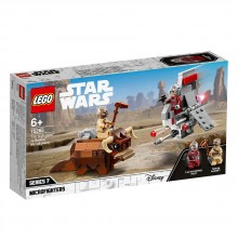 LEGO STAR WARS T-16 Skyhopper™ vs Bantha™ Microfighters 75265