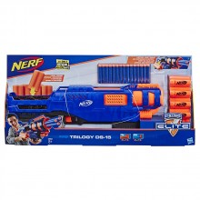 NERF Бластер Elite Trilogy DS 15 E2853