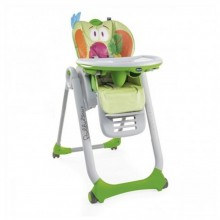 CHICCO J0509.6 Стол за хранене POLLY 2 START 4 PARROT