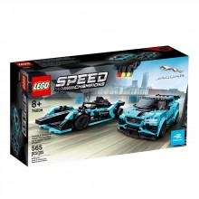 LEGO SPEED CHAMPIONS 76898 FORMULA E PANASONIC JAGUAR RACING