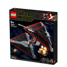 LEGO STAR WARS Episode IX Sith TIE Fighter™ 75272