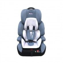 BEBINO Стол за кола 9-36 кг. STAR LINE GREY/WHITE CUSHION