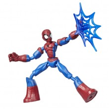 "HASBRO Фигура 15 см. ""BEND and FLEX "" SPIDER MAN  E7335"
