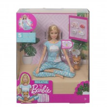 BARBIE WELLNESS Кукла Йога GNK01