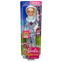 BARBIE YOU CAN BE Кукла Астронавт GFX24