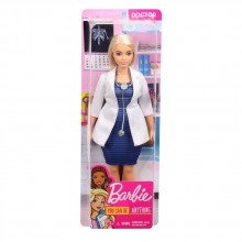 BARBIE YOU CAN BE Кукла Лекар FXP00