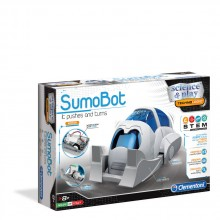 CLEMENTONI Science Play Робот SUMOBOT 17370