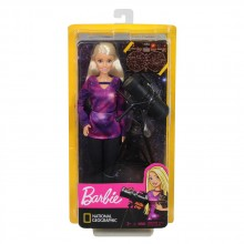 BARBIE Кукла Астрофизик NATIONAL GEOGRAPHIC GDM47