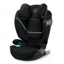 CYBEX Стол за кола 15-36 кг. SOLUTION S I-FIX DEEP BLACK 520002424