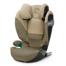CYBEX Стол за кола 15-36 кг. SOLUTION S I-FIX CLASSIC BEIGE 520002536