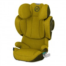 CYBEX Стол за кола 15-36 кг. SOLUTION Z I-FIX MUSTARD YELLOW 520002398