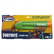 NERF FORTNITE Воден бластер SUPER SOAKER FORTNITE PUMP-SG E7647