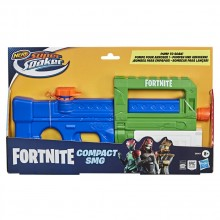 NERF FORTNITE Воден бластер SUPER SOAKER FORTNITE COMPACT SMG E9963