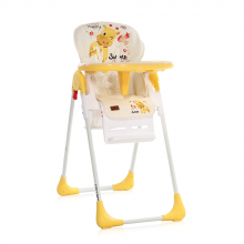 LORELLI CLASSIC Стол за хранене CRYSPI YELLOW GIRAFFE 1010044/2035