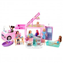 BARBIE VEHICLES Кемпер мечта GHL93