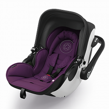 KIDDY Стол за кола - кошница 0 -15м EVOLUNA I-SIZE 2 ISOFIXBASE ROYAL PURPLE 41940EL040