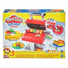 PLAY-DOH KITCHEN CREATIONS Грил Барбекю Е0652