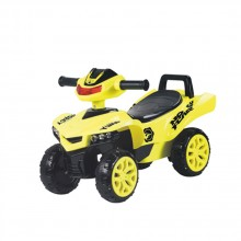 CHIPOLINO Ride-on ATV ЖЪЛТА ROCATV02106YE