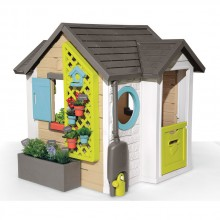 Smoby Къща Garden House 7600810405