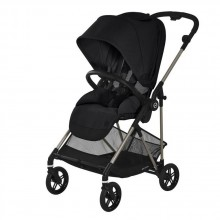 CYBEX Количка MELIO TPE DEEP BLACK 520002073