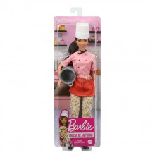 """BARBIE CARRERS Кукла готвач """"YOU CAN BE ANYTHING"""" GTW38"""