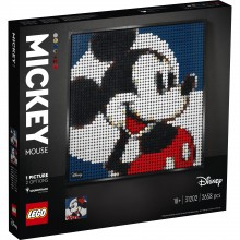 LEGO ART Mickey Mouse на Disney 31202