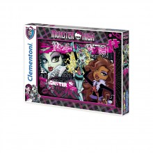 CLEMENTONI Пъзел MONSTER HIGH BEST FRIENDS