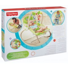 FISHER PRICE Шезлонг RAINFOREST FRIENDS