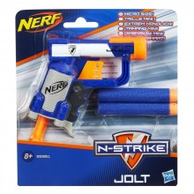 NERF N-STRIKE ELITE Пистолет JOLT с 2 стрели 98961