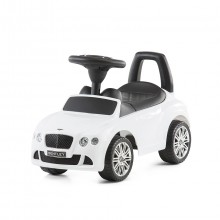 CHIPOLINO Ride-on BENTLEY CONTINENTAL БЯЛ