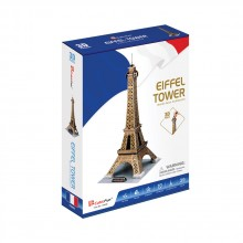 CubicFun 3D Пъзел EIFFEL TOWER C044h