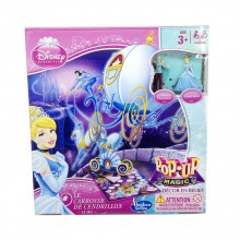 DISNEY PRINCESS 3D Карета 778422