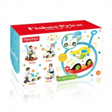 DOLU FISHER PRICE Кола 4в1 1812