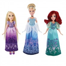 DISNEY PRINCESS Кукла ROYAL SHIMMER B5284