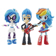 MY LITTLE PONY Мини кукла EQUESTRIA MINIS B4903