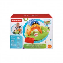 FISHER PRICE Играчка за сортиране - пирамида КРОКОДИЛ CDC48