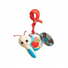 TINY LOVE Малки умничета JITTER TEETHER SNAIL 0639