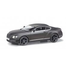 AUTOTIME Метална количка Bentley Continental BLACK EDITION 49915