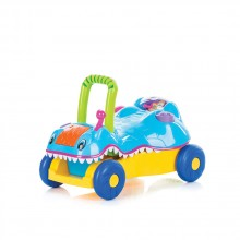 CHIPOLINO Ride-on и буталка КРОКИ РОЗОВ ROCMF0175CP