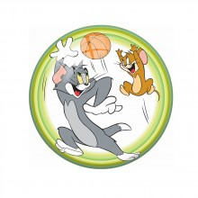 DEMA STIL PVC Топка TOM & JERRY WB-TJ-012/008/014
