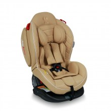 LORELLI PREMIUM Стол за кола 0-25 кг ARTHUR+SPS ISOFIX LEATHER BEIGE 1007106/1768