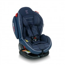 LORELLI PREMIUM Стол за кола 0-25 кг ARTHUR+SPS ISOFIX LEATHER DARK BLUE 1007106/1769