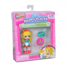 SHOPKINS HAPPY PLACES S1 Кукла 56560